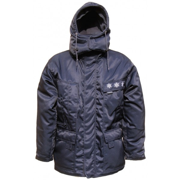 Parka De Protection Grand Froid Laponie Vetement De Protection